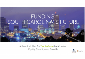 South Carolina State Tax Model